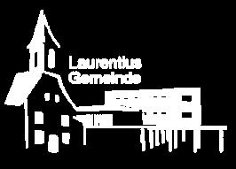 Logo Laurentiusgemenide White